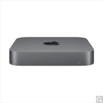 Apple Mac mini台式电脑 (2018年新款六核八代Core i5处理器/8GB内存/256G闪存 MRTT2CH/A) 下单顺丰发货  全国联保 放心选购