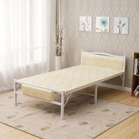 折叠床单人床午休床便携简易家用80宽90宽1米宽医院陪护床