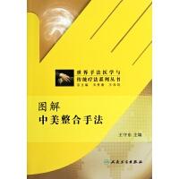 图解中美整合手法/世界手法医学与传统疗法系列丛书