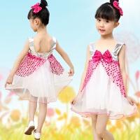 六一儿童演出服新款女童公主裙舞蹈服幼儿裙纱裙幼儿园表演服装