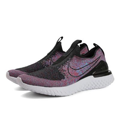 Nike耐克2019年新款女子W NIKE EPIC PHANTOM REACT FK跑步鞋BV0415-002 秋装尚新 潮品来袭 正品保证