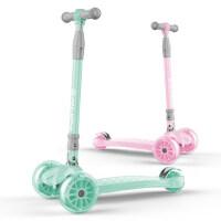 儿童滑板车 儿童溜溜车1-2-3-6岁初学者宝宝滑滑车四轮女孩男孩