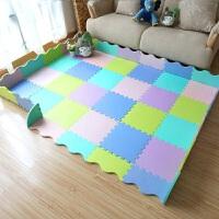 儿童拼图围栏婴宝宝爬行垫游戏毯加厚拼接泡沫地垫爬爬垫