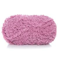 畅印 手工编织diy绒绒线珊瑚绒毛线宝宝婴儿毛线围巾粗线