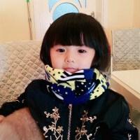 儿童围脖帽子一体保暖男孩女童套头宝宝保暖韩版潮脖套