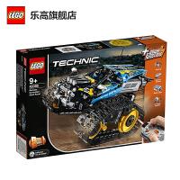 【当当自营】LEGO乐高积木机械组Technic系列42095 9岁+遥控特技赛车
