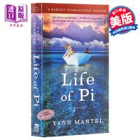 【中商原版】英文原版 畅销小说书籍 Life of Pi 少年派Pi的奇幻漂流