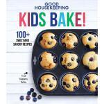 【预订】Good Housekeeping Kids Bake!: 100+ Sweet and Savory Rec