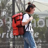 短途旅行包男大容量双肩包百搭出差旅行包登山包背包女