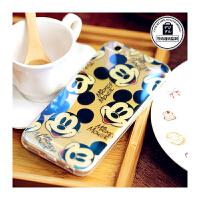 【包邮】智尚 米奇米妮iphone6s手机壳透明情侣外壳苹果6/6Plus保护套