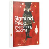 现货正版 Interpreting Dreams 梦的解析 英文原版书 企鹅经典 弗洛伊德心理学 英文版进口书籍
