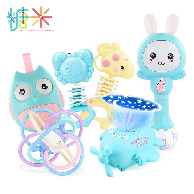 糖米婴幼儿音乐BB棒儿童益智早教玩具宝宝故事机0-1-2-3-6岁