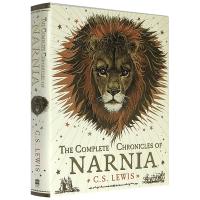 正版现货 纳尼亚传奇全集 英文原版小说 The Complete Chronicles of Narnia 精装英国版
