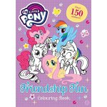 My Little Pony: Friendship Fun Colouring Book WITH STICKERS