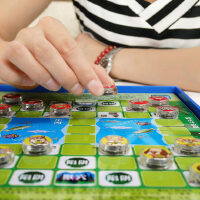 斗兽棋先行者儿童小学生2人益智玩具磁性棋盘成人大号磁石动物棋