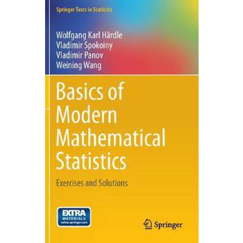 【预订】Basics of Modern Mathematical Statistics  Exercises and Solutions 预订商品,需要1-3个月发货,非质量问题不接受退换货。
