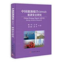 【按需印刷】-中国能源报告(2012):能源安全研究