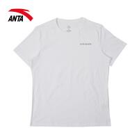 ANTA 安踏男�b短袖��衫2020夏季新款男透�馕�汗��衫152027192
