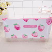 韩国创意笔袋简约女生可爱小清新初中生新高中铅笔盒大学生文具盒