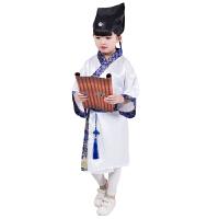 六一儿童演出服古装汉服男女童舞蹈幼儿园书童三字经国学表演服装