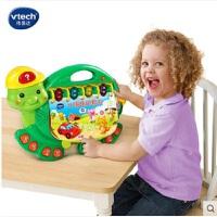 伟易达小海龟早教书学习拼音动物交通工具早教益智玩具机