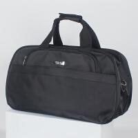 折叠手提旅行包男女装衣服大容量行李袋旅行袋旅游包待产包轻 91# 黑色