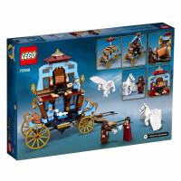 【当当自营】LEGO乐高积木哈利波特系列75958 布斯巴顿魔法学校的飞行马车