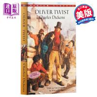 【中商原版】雾都孤儿英文原版小说 英文版 Oliver Twist 英文原版书 经典名著 查尔斯狄更斯 世界名著经典必