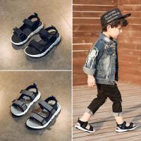 男童鞋子百搭夏季儿童沙滩鞋宝宝中大童凉鞋女童