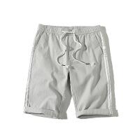 夏季新款韩版潮流休闲五分裤裤子运动男士休闲裤短裤