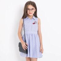 女童春装连衣裙新款儿童公主裙韩版中大童春秋长袖小女孩裙子