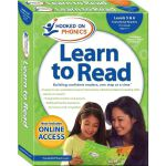 Hooked on Phonics Learn to Read - Levels 5&6 Complete: Tran