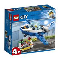 【当当自营】LEGO乐高积木城市组City系列60206 4岁+空中特警喷气机巡逻