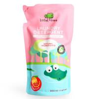 英国小树苗洗衣液婴儿葡萄柚洗衣液宝宝洗衣液500ml婴儿童洗衣液