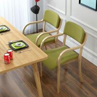 实木椅子休闲餐椅宜家家居北欧书桌椅电脑扶手椅子旗舰家具店