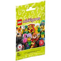 【当当自营】乐高(LEGO)积木5岁+ 儿童玩具礼物 随机1包 小人仔收藏系列19 71025