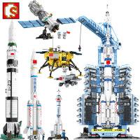 小鲁班航空天地系列拼装飞机积木legao玩具 儿童益智组装客机模型