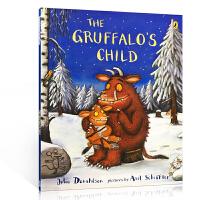 顺丰包邮 聪明豆绘本系列The Gruffalo's Child咕噜牛小妞妞 英国儿童文学作家、剧作家 英国儿童作家J