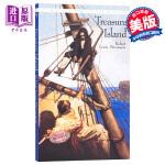 【中商原版】金银岛 英文原版 Treasure Island 罗伯特路易斯斯蒂文森