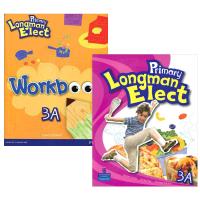 培生香港朗文小学英语教材3a全套 英文原版 Primary Longman Elect 3A 学生用书+练习册 共2本