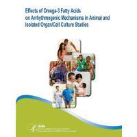 【预订】Effects of Omega-3 Fatty Acids on Arrhythmogenic Mechan