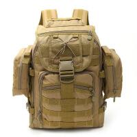 户外登山包运动迷彩双肩包多功能组合军迷战术背包