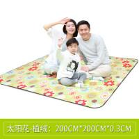 超轻可折叠防潮午休加厚野外地垫自动充气垫帐篷野餐户外睡垫便携