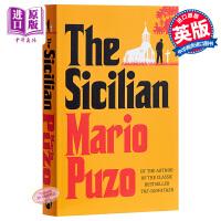 教父三部曲2:西西里人 英文原版The Sicilian  马里奥・普佐