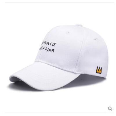 帽子男鸭舌帽韩版潮人棒球帽女休闲百搭防晒太阳帽青年遮阳帽