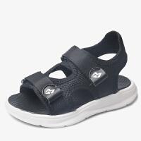 男童凉鞋夏季女童鞋儿童沙滩鞋中大童学生凉鞋