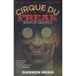 Cirque Du Freak #12: Sons of Destiny 《吸血侠达伦・山传奇#12:命运之子》ISBN 9780316016636