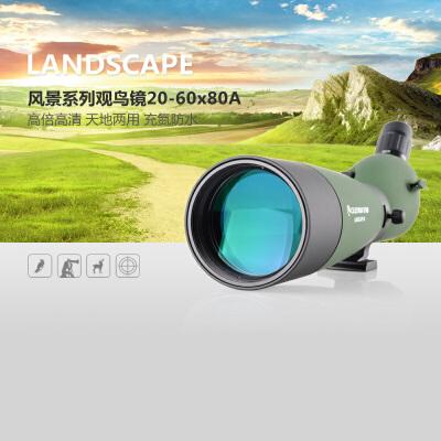 美国星特朗15-45X65 20-60x80 20-60x100高倍单筒变倍望远镜观靶镜可接单反相机 15-45倍65口径