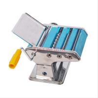 三刀压面机 家用手摇压饺子皮机 面条机压面机 家用面条机 手动多功能饺子馄饨皮擀面机