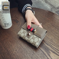 欧美印花真皮短款小卡包女多卡位银行卡夹驾驶证包2018新款潮 深灰色 少量现货